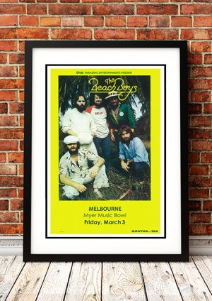 Beach Boys 'Myer Music Bowl' – Melbourne Australia 1978