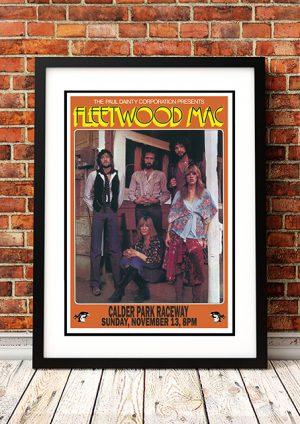 Fleetwood Mac 'Calder Park Raceway' Melbourne, Australia 1977