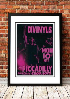 Divinyls 'The Piccadilly' Sydney, Australia 1983