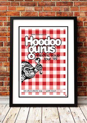 Hoodoo Gurus 'Electric Soup' – Australia Tour 1992