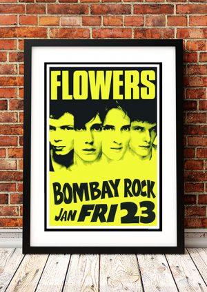 Flowers / Icehouse 'Bombay Rock' – Gold Coast Australia 1981