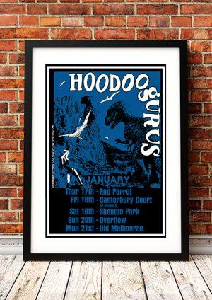 Hoodoo Gurus 'Stoneage Romeos' – Australian Tour 1985
