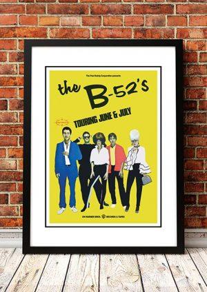 The B-52's 'Australian Tour' 1980