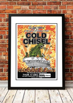 Cold Chisel 'Last Stand' Sydney, Australia 2015
