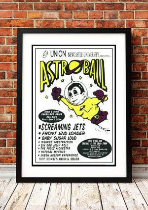 Screaming Jets 'Astroball' – Newcastle Australia 1991
