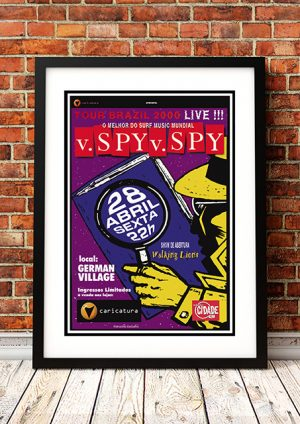 Spy V Spy ' German Village' – Brazil 2000