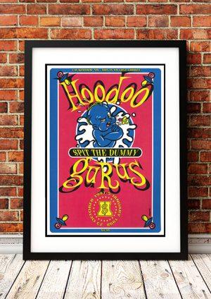 Hoodoo Gurus 'Spit The Dummy' – Australian Tour 1997