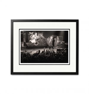 Police / Sting – 'Rare Limited Edition Fine Art Print'