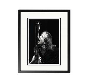 Radio Birdman / Deniz Tek – 'Rare Limited Edition Fine Art Print'