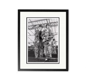 Split Enz / Tim Finn / Neil Finn – 'Rare Limited Edition Fine Art Print'