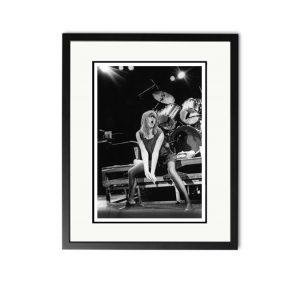 Divinyls / Chrissie Amphlett – 'Rare Limited Edition Fine Art Print'.