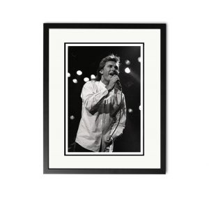 Australian Crawl / James Reyne – 'Rare Limited Edition Fine Art Print'.