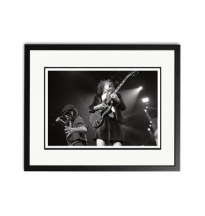 AC/DC – 'Rare Limited Edition Fine Art Print'.