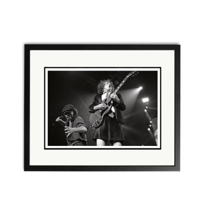 AC/DC - 'Rare Limited Edition Fine Art Print'.-0