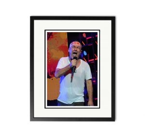 Cold Chisel / Jimmy Barnes – 'Rare Limited Edition Fine Art Print'.