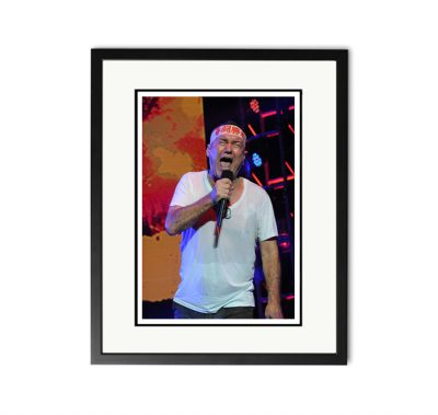 Cold Chisel / Jimmy Barnes - 'Rare Limited Edition Fine Art Print'.-0