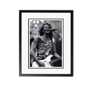 Icehouse / Flowers / Iva Davies – 'Rare Limited Edition Fine Art Print'.