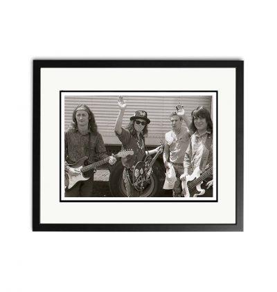 Hoodoo Gurus - 'Rare Limited Edition Fine Art Print'.-0