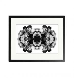 Duran Duran 'Rare Limited Edition Fine Art Print'
