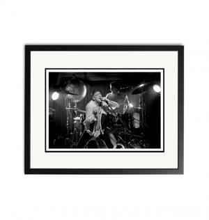 Midnight Oil / Peter Garrett – 'Rare Limited Edition Fine Art Print'.
