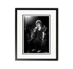 Mondo Rock / Ross Wilson – 'Rare Limited Edition Fine Art Print'.