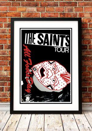 Saints 'All Fools Day' – Australian Tour 1985