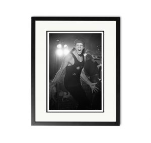 Midnight Oil / Peter Garrett – 'Rare Limited Edition Fine Art Print'