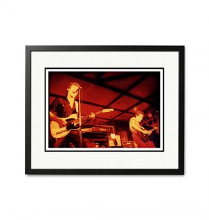 Cold Chisel / Jimmy Barnes / Ian Moss – 'Rare Limited Edition Fine Art Print'.