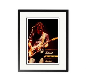 Cold Chisel / Ian Moss – 'Rare Limited Edition Fine Art Print'.