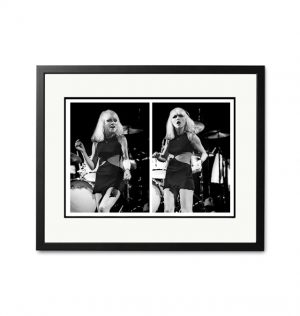 Blondie / Debbie Harry- 'Rare Limited Edition Fine Art Print'.