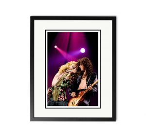 Led Zeppelin – 'Rare Limited Edition Fine Art Print'.
