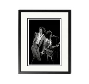 Rolling Stones / Mick Jagger – 'Rare Limited Edition Fine Art Print'.