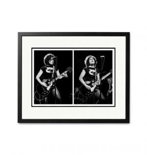 T Rex / Marc Bolan – 'Rare Limited Edition Fine Art Print'.