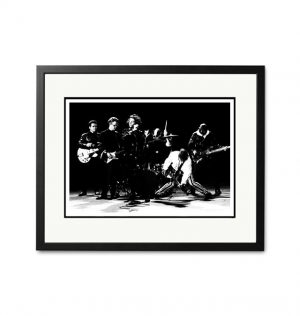 INXS – 'Rare Limited Edition Fine Art Print'.