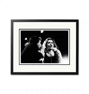 INXS / Michael Hutchence / Jimmy Barnes – 'Rare Limited Edition Fine Art Print'.