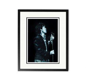 Rolling Stones / Mick Jagger – 'Rare Limited Edition Fine Art Print'.
