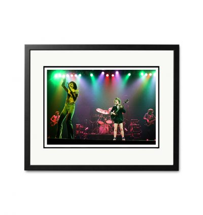 AC/DC - 'Rare Limited Edition Fine Art Print'-0