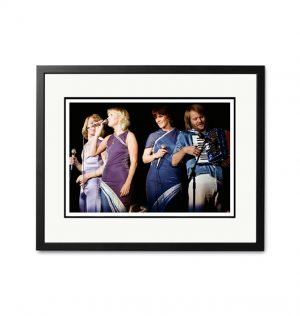 ABBA – 'Rare Limited Edition Fine Art Print'