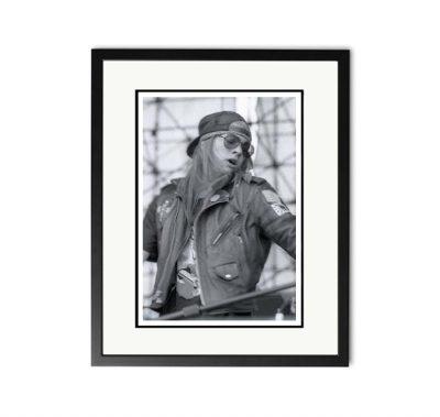 Guns N' Roses / Axel Rose - 'Rare Limited Edition Fine Art Print'-0