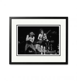 AC/DC – 'Rare Limited Edition Fine Art Print'