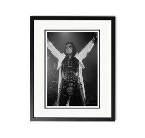 Alice Cooper – 'Rare Limited Edition Fine Art Print'