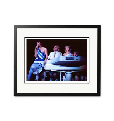 ABBA - 'Rare Limited Edition Fine Art Print'-0
