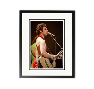 Queen / Freddie Mercury – 'Rare Limited Edition Fine Art Print'