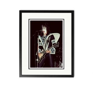 Kiss / Ace Frehley – 'Rare Limited Edition Fine Art Print'