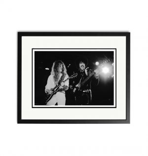 Thin Lizzy / Phil Lynott – 'Rare Limited Edition Fine Art Print'