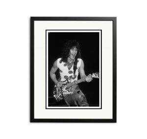Van Halen / Eddie Van Halen – 'Rare Limited Edition Fine Art Print'
