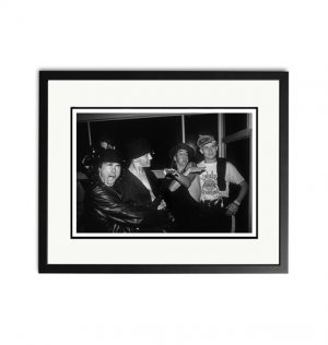 Red Hot Chilli Peppers – 'Rare Limited Edition Fine Art Print'