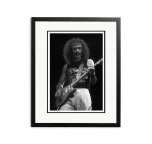 Santana – 'Rare Limited Edition Fine Art Print'