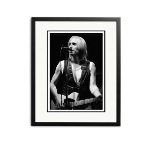 Tom Petty – 'Rare Limited Edition Fine Art Print'
