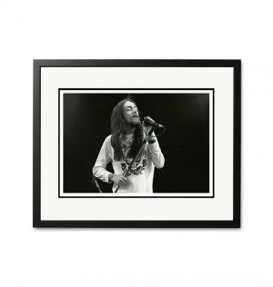 Black Crowes / Chris Robinson – 'Rare Limited Edition Fine Art Print'